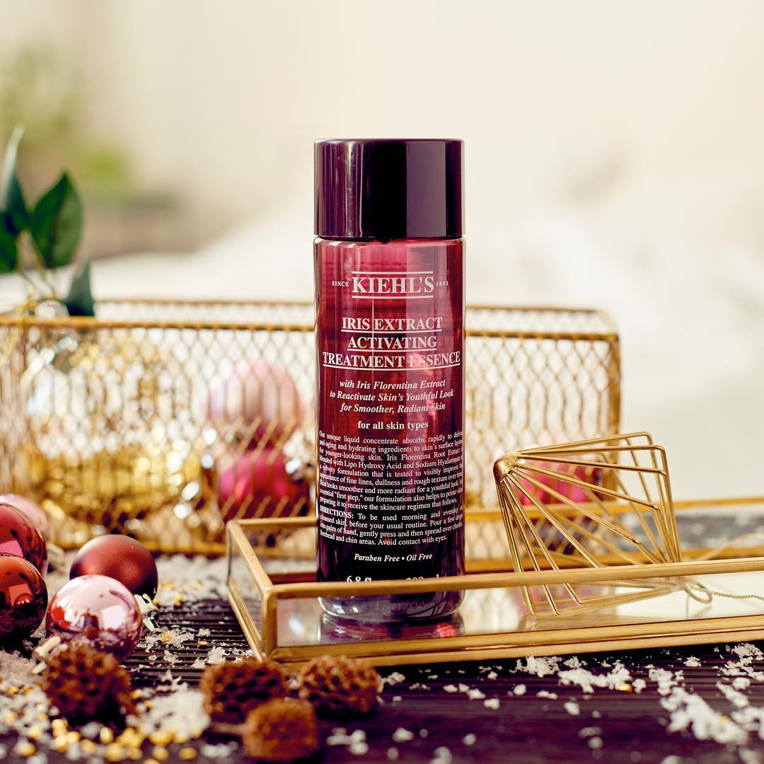 Nước thần Kiehl's Iris Extract Activating Essence Treatment