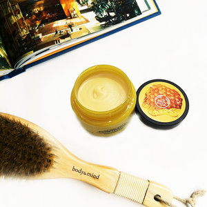 Tẩy da chết Honeymania Cream Body Scrub