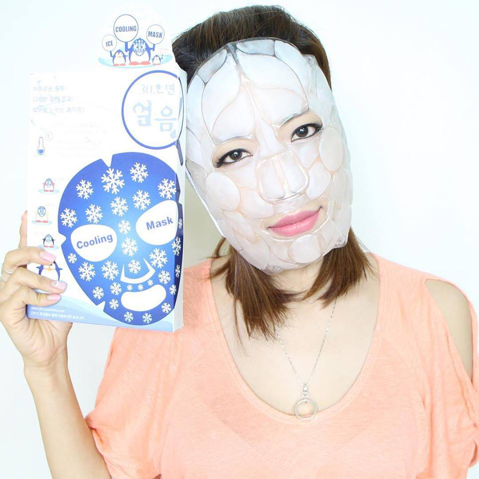 Mặt nạ Ice Cooling Mask DKCC