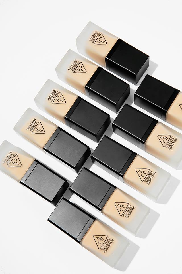 Kem nền 3CE MATTE FIT FOUNDATION