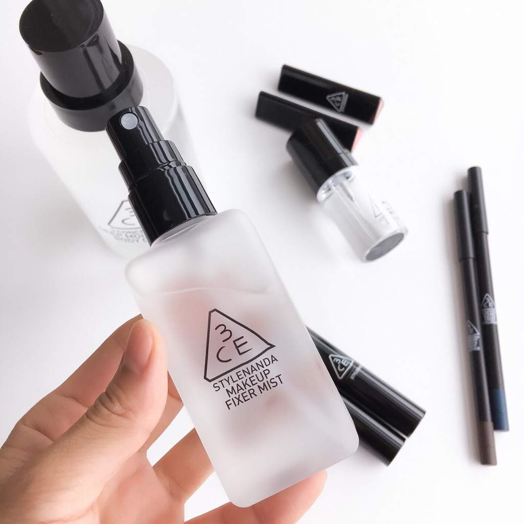 3CE MAKE UP FIXER MIST 80ml - Hết hàng
