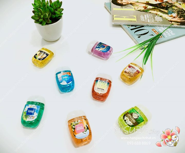 Gel rửa tay khô Bath & Body Works 29ml