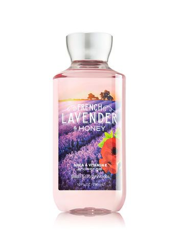Sữa tắm dạng gel Bath & Body Works Lavender Honey 295ml