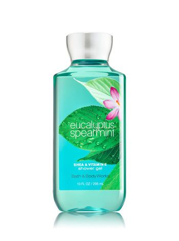 Sữa tắm dạng gel Bath & Body Works Eucalyptus Spearmint 295ml