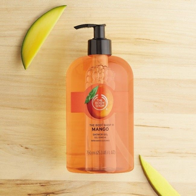 Mango Bath & Shower Gel 750ml