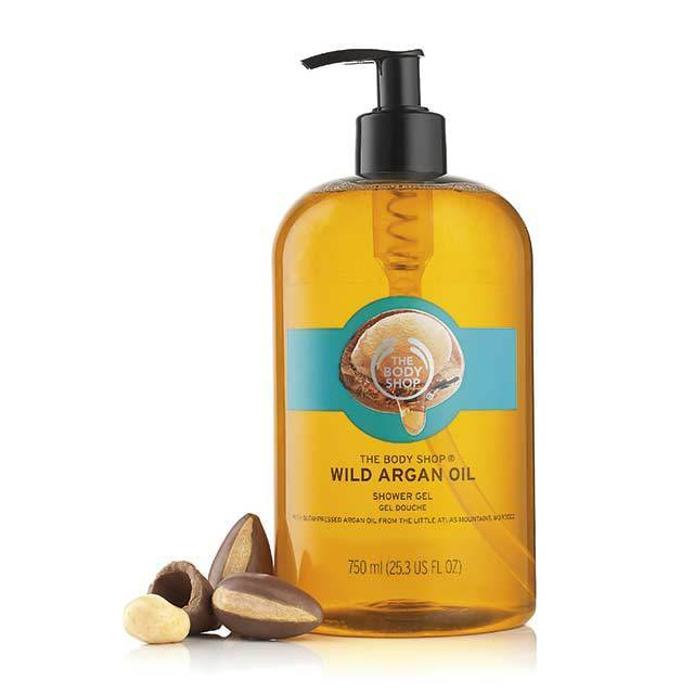 Wild Argan Oil Shower Gel 750ml