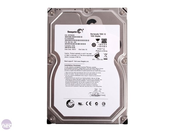 Thay ổ cứng seagate 1tb cho laptop