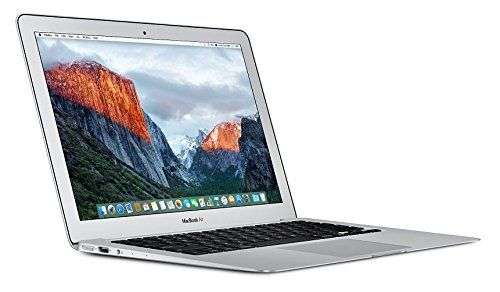 Macbook air 13-inch LED-backlit widescreen notebook