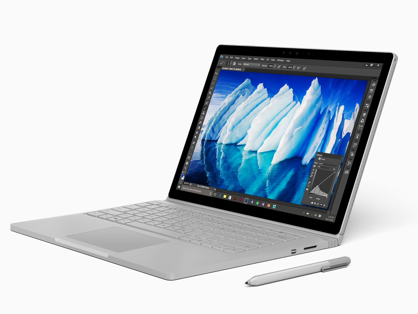 Surface Book With Performance Base i7 - RAM 8GB - SSD 256GB