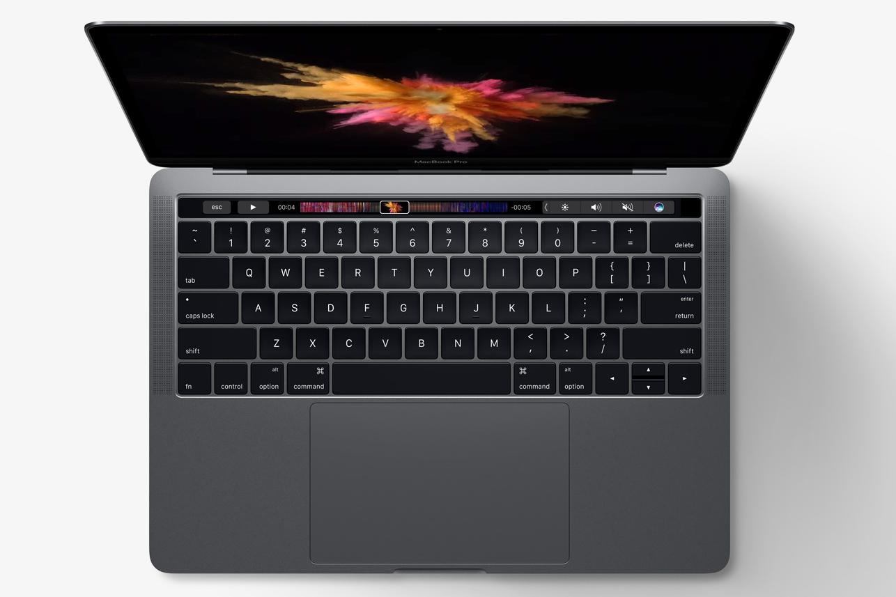 MacBook Pro 13-inch with Touch Bar 512GB - MNQF2 (Space Gray)