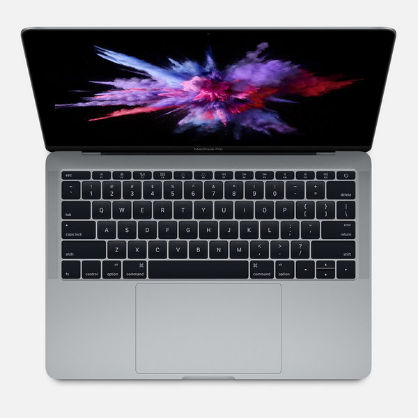 MacBook Pro 13-inch No Touch (Space Gray) 256GB - MLL42