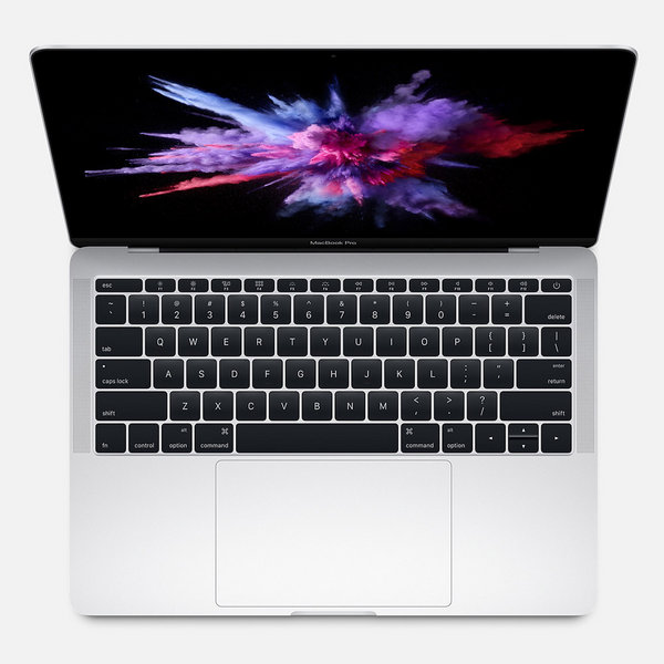 MacBook Pro 13-inch No Touch (Silver) 256GB - MLUQ2