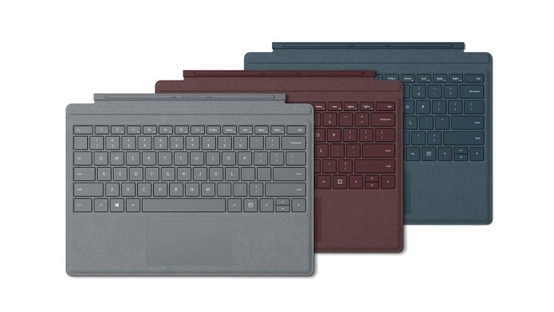 Surface Pro 2017 Signature Type Cover