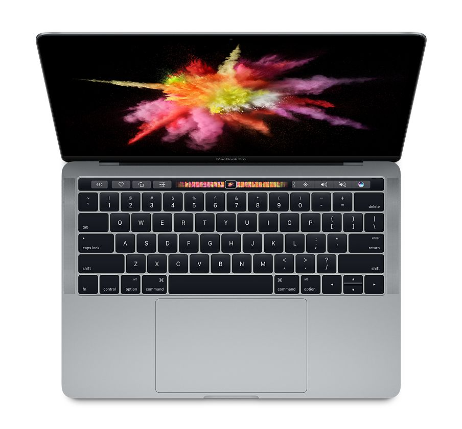 MacBook Pro 13-inch with Touch Bar 2017 512GB