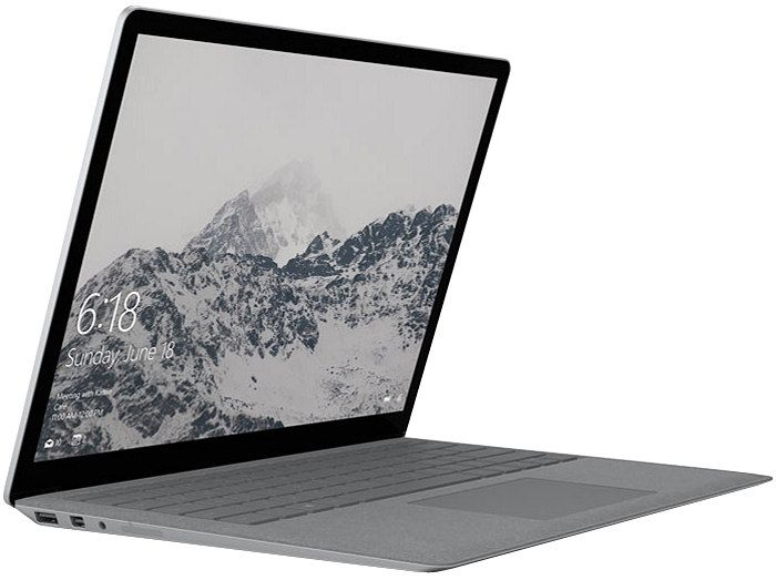 Surface Laptop Platinum i5 8GB 256GB