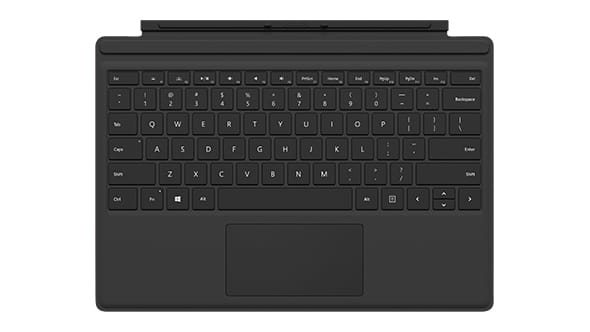 Surface Pro 2017 Type Cover