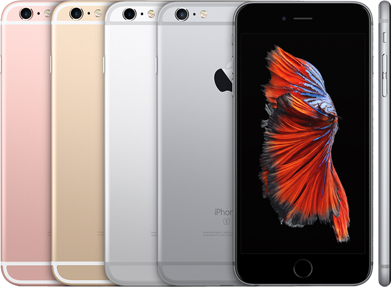 IPHONE 6S PLUS 64GB BLACK GRAY ( ĐEN )
