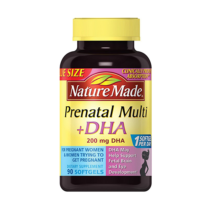 Nature Made Prenatal DHA