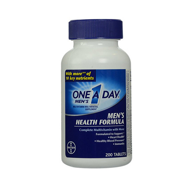 One-A-Day Multivitamin For Men