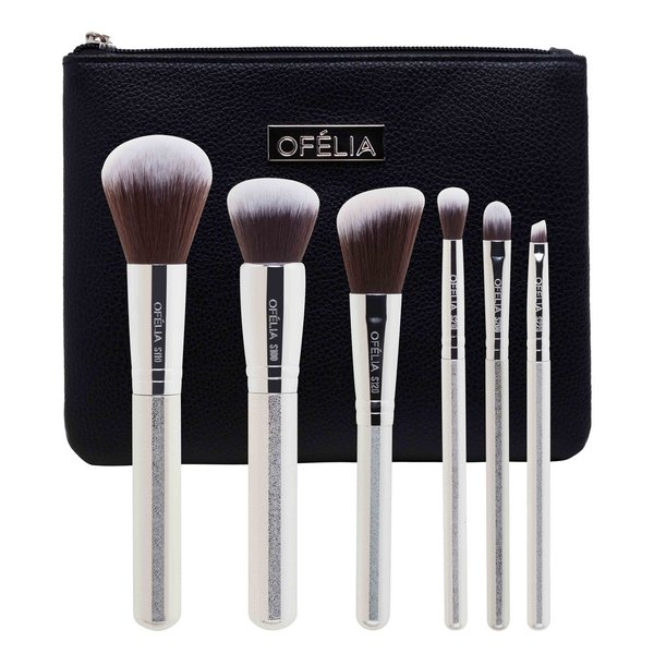 Set cọ Bạc - Silver Essential Brush Set