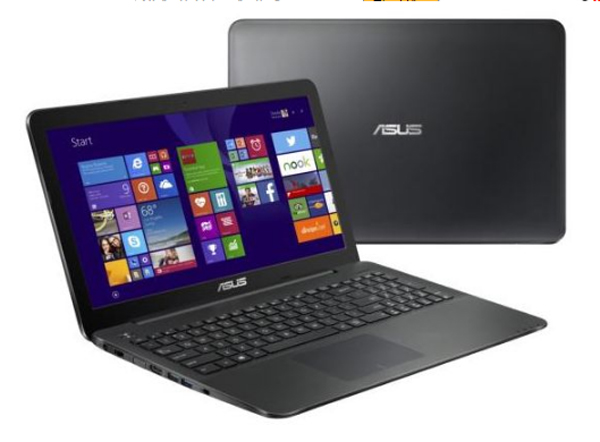 Asus X454LA-WX292D Core i3-5005U/Ram 4GB/HDD500GB/VGA Intel HD Graphics/14 inch/ DOS