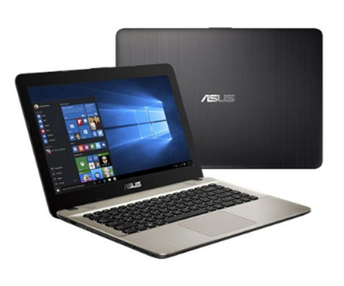 Asus X441SA-WX020D CPU Intel® Celeron® Processor N3060 (2M Cache, up to 2.48 GHz)/ Ram 4GB/ HDD 500GB-5400rpm/ VGA Intel HD Graphics/ Display 14