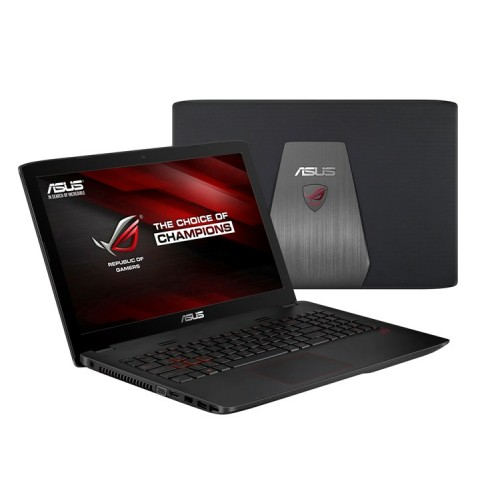 LAPTOP ASUS GL552VX-DM070D (Intel Core i7-6700HQ 2.6GHz/ RAM8GB/ HDD 1TB/ VGA Nvidia Geforce GTX 950M 4GB/ 15.6 inch/ DOS)