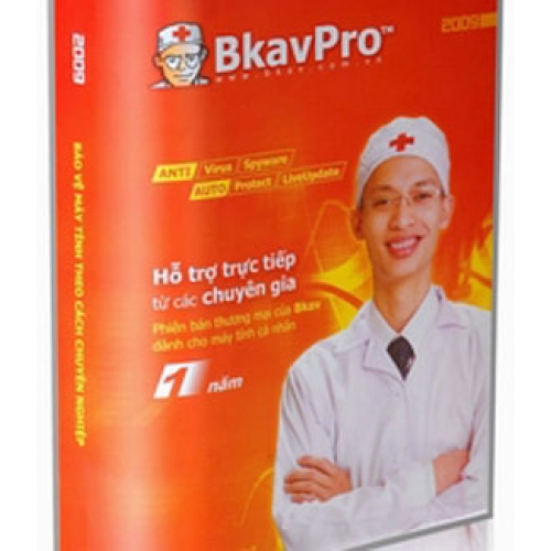 Bkav Pro Internet Security(1pc)