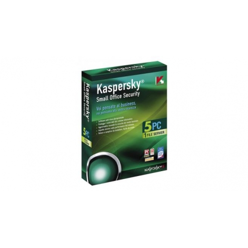 KASPERSKY KSOS (1 SERVER+5PC)