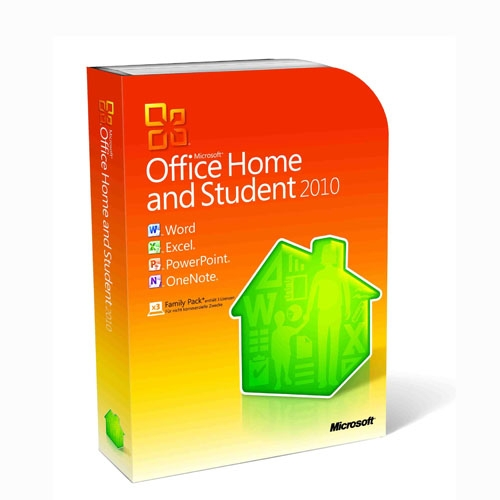 Office Home & Student 2010 ENG 79G-02543