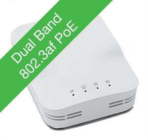 Open-Mesh OM5P-AN Dual Band 2x2 Access Point (450 Mbps)