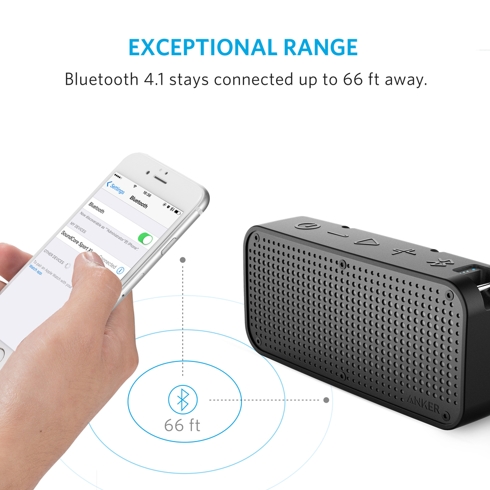 Loa Anker Bluetooth Soundcore XL - Loa Di Động Bluetooth Anker Soundcore XL