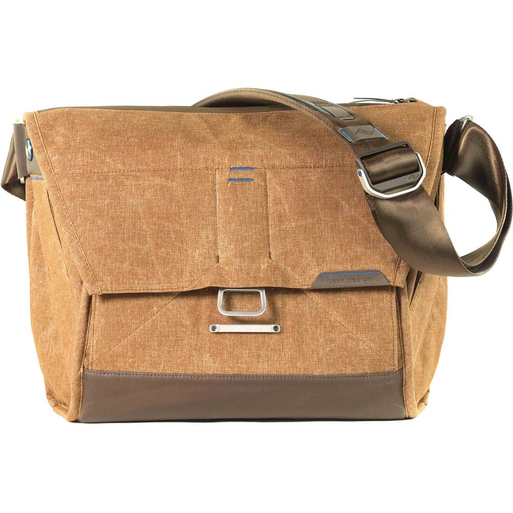 "Túi Peak Design Everyday Messenger 15"" (Heritage Tan)"