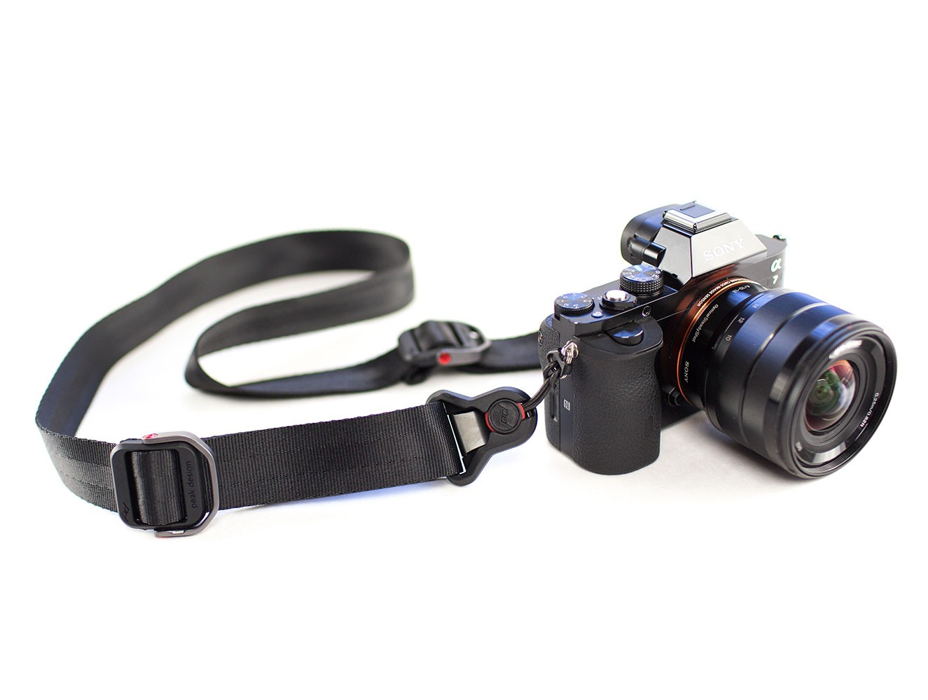 Peak Design Slide Lite - BLACK - Camera Strap - SLL-1