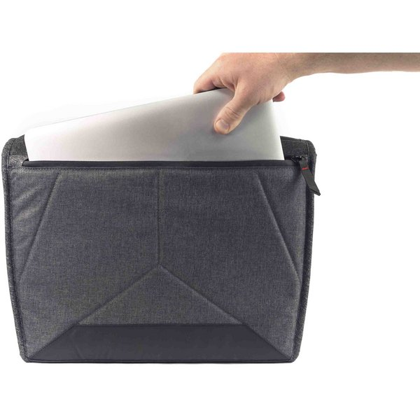 "Túi Peak Design Everyday Messenger 15"" (Charcoal)"