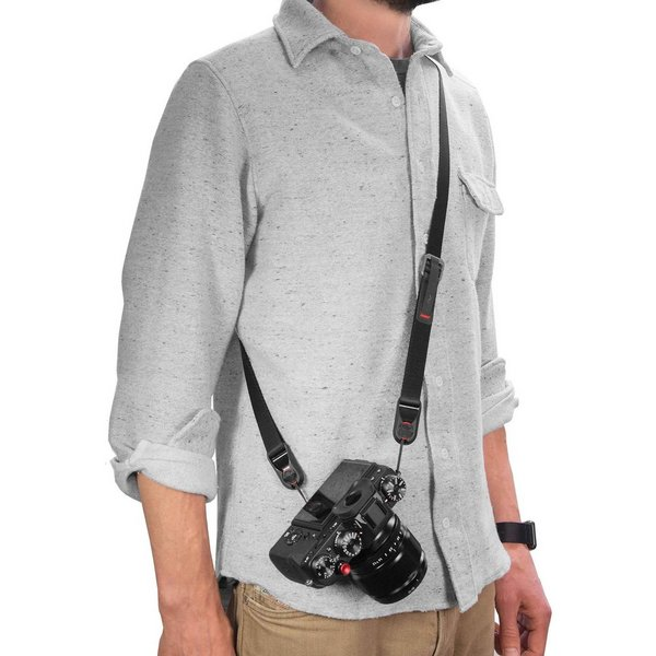 Peak Design Leash 2.0 - Camera Strap - màu Charcoal