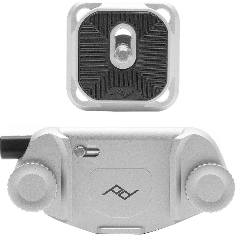 Peak Design Capture Camera Clip V3 (Bạc)