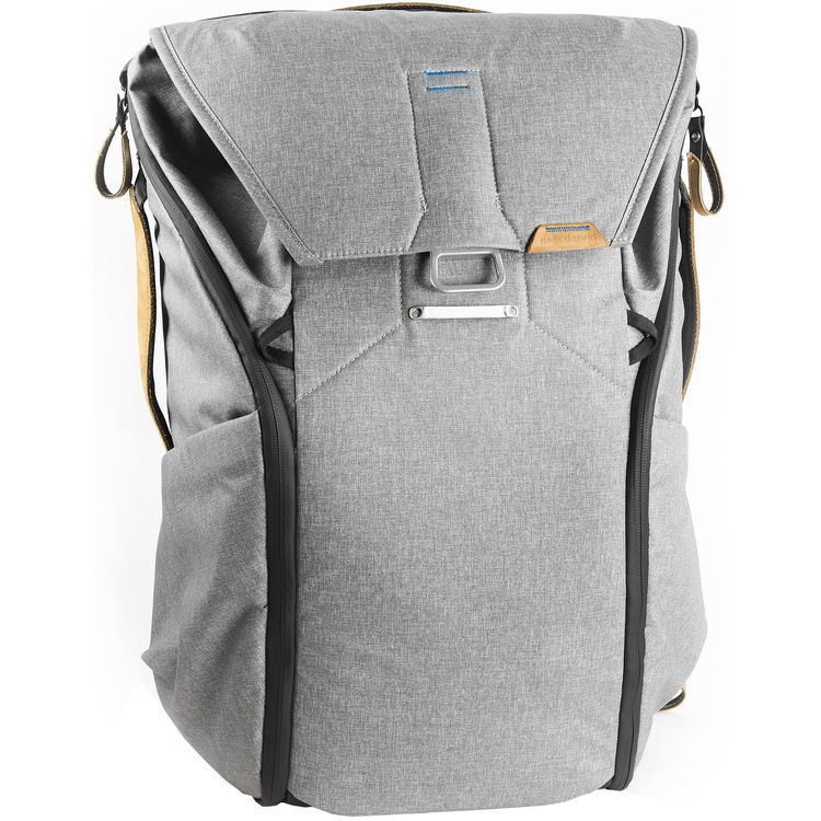 Balo Peak Design Backpack Everyday 30L ASH - màu Xám Trắng