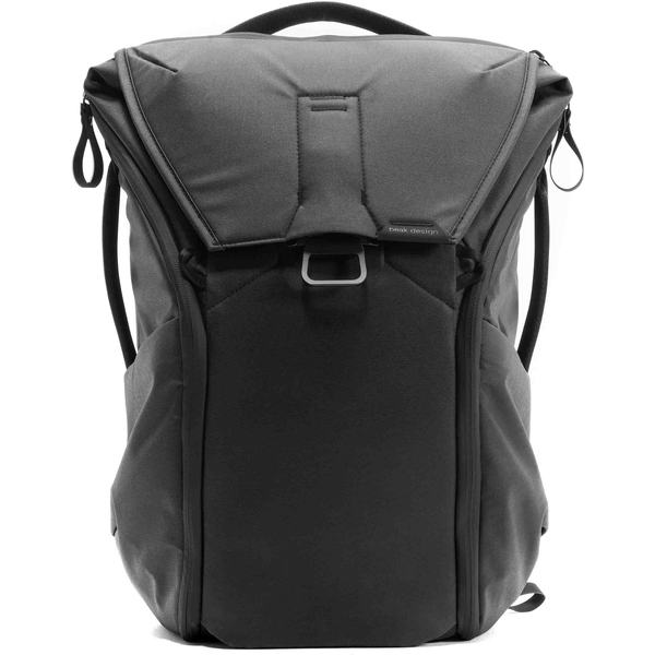 Balo Peak Design Backpack Everyday 30L Black - màu Đen