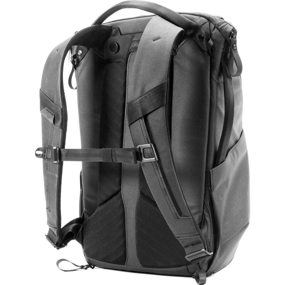 Balo Peak Design Backpack Everyday 20L Black - màu Đen