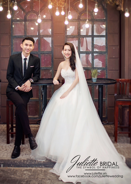 [JULIETTE BRIDAL] Christianne ♥ Ben