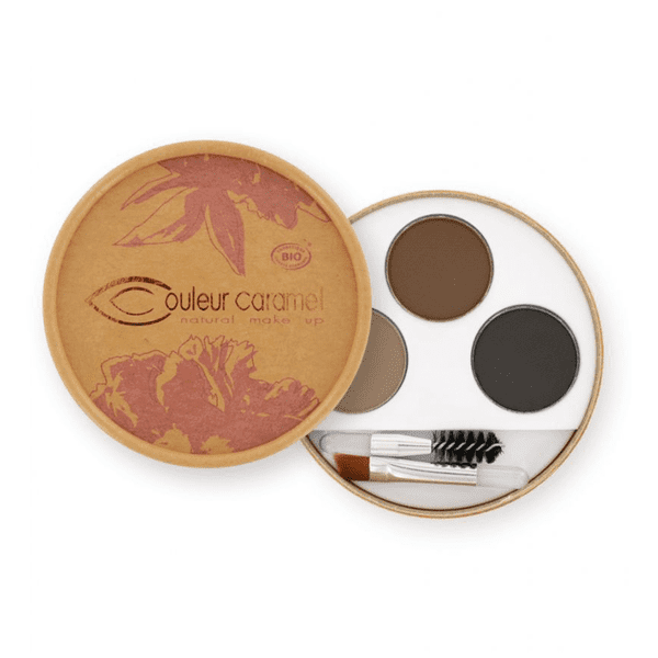 Kit Sourcils Brunes - Kit Mày Và Mi Couleur Caramel 929