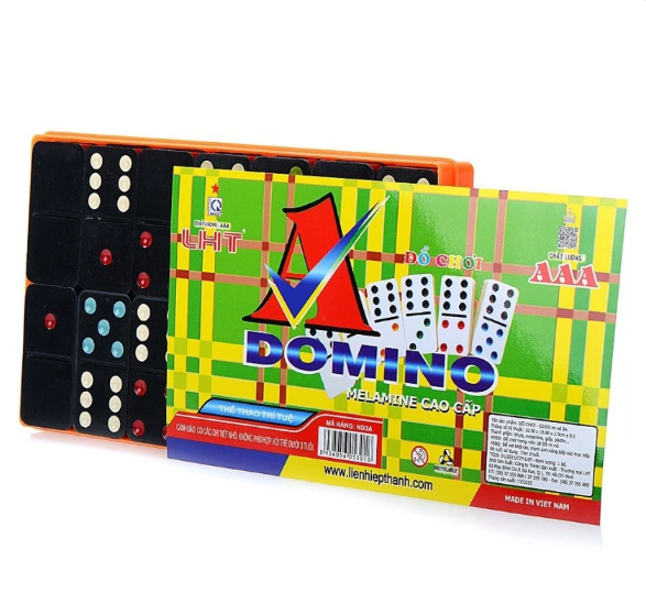 *Cờ DOMINO AAA-HD3A