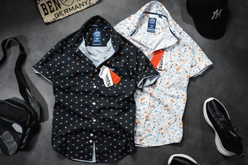 SMCT họa tiết Superdry