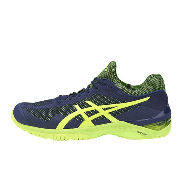 Giày Tennis Asics Gel Court FF Blue/Yellow