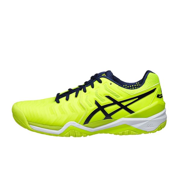 Giày Tennis Asics Gel Resolution 7 Yellow