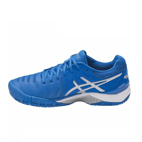 Giày Tennis Asics Gel Resolution 7 Blue E701Y.4393
