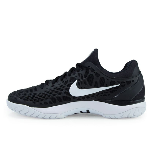Giày Tennis Nike Zoom Cage 3 Black/White 2018 - 918193-010