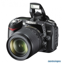 Nikon D90 Kit 18-105mm F3.5-5.6-Mới 95%
