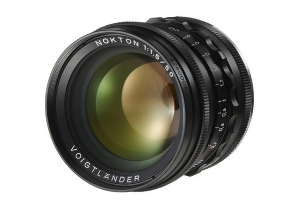 VOIGTLANDER VM 50MM F/1.5 ULTRON BLACK